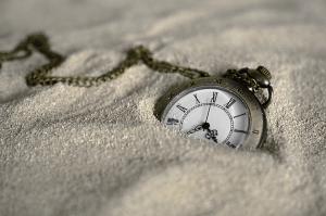 O relógio que controla o mundo.