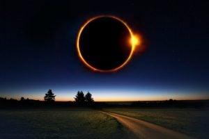 sol escuro